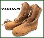 US Army vojenské boty, pouštní kanady Vibram