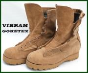 US Army vojenské boty, pouštní kanady Vibram Goretex