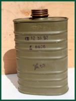 Filtrace k plynové masce ČSLA rok 53