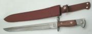 Vojenský bajonet vz AK-47 CCCP -51cm