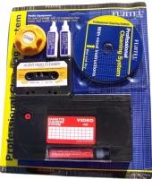 Professional japonská čisticí mokrá sada CD/DVD mechaniky, videa