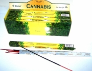 Set 8 parfemovaných vonných tyčinek Cannabis Indie Orient Indick