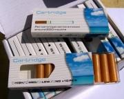 Beznikotinové náplně do e-cigarety 10ks