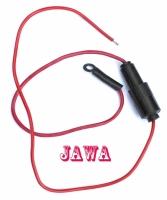 Držák pojistky JAWA - ČZ - nepoužitý