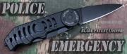 Policejní záchranářský nůž Emergency Blade Patent C0699B 2 čepel