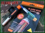 Hořák Flame Gun - horkovzdušná opalovací pistole na LPG