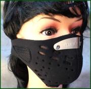 Obličejová rouška maska pro motorkáře