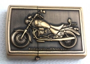 Benzinový zapalovač Moto Guzzi California styl zippo