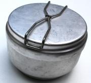 Třídílný hliníkový ešus AČR