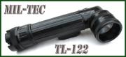 US Army svítilna fajfka černá Miltec TL-122