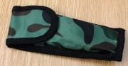 Maskáčové nožové pouzdro na opasek