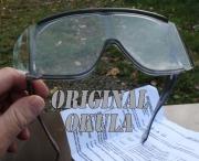 Originální české dobové brýle na motocykl Okula