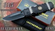 Kapesní skládací multi nůž záchranář LEATHERMAN Army 315