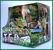 Svíčka Green Tee ve skle Adpal proti komárům