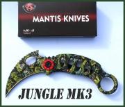 Karambit nůž Jungle dráp škorpiona