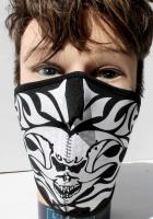 Obličejová maska ochrana - kryt tváře - duch