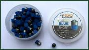 Průrazné náboje Blue Short do vzduchovky 4,5mm